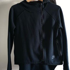 Nike Sportswear Womens Tech Fleece Cape Hoodie